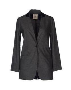 Semi-Couture - Deep Neckline Blazer
