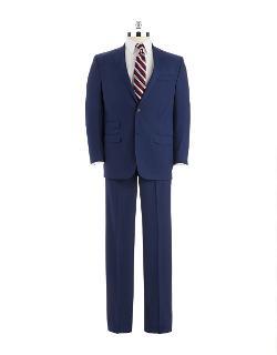 Sean John  - Modern Fit Two-Piece Suit