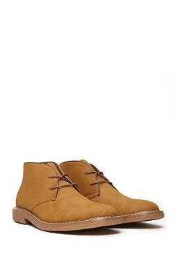 Forever21 - Faux Suede Chukka Boots