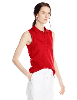 Puma - Golf Tech Sleeveless Polo Shirt