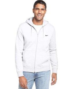 Nike - Classic Fleece Full Zip Hoodie
