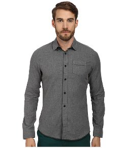 Descendant Of Thieves  - Heathered Welch Flannel Shirt