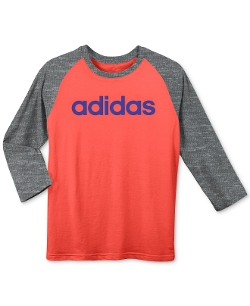 Adidas - Baseball 3/4 Sleeve Tee Shirt