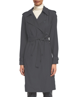 Theory  - Laurelwood B. Continuous Trench Coat