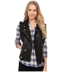 Blank NYC - Vegan Leather Moto Jacket