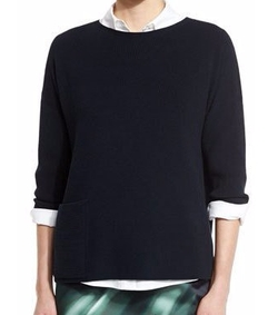 Lafayette 148 New York - Relaxed Multi-Ply Sweater