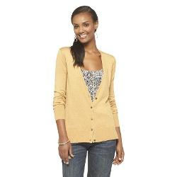 Target - MB US Cardigan Heather Grey