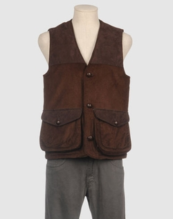 Adriano & Sons - Velvet Vest Jacket