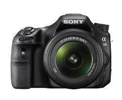 Sony  - SLT-A58K Digital SLR