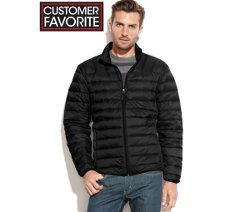 Hawke & Co. Outfitters  - Big and Tall Packable Down Jacket