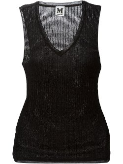 M Missoni - Knitted Tank Top
