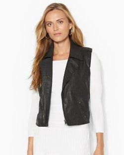 Ralph Lauren - Cotton Moto Vest