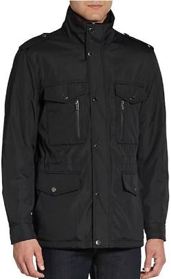 Michael Kors  - Multi-Pocket Field Jacket
