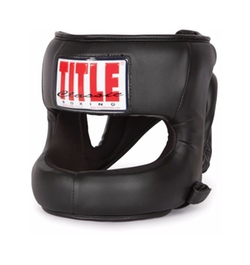 Title Boxing - Classic Face Protector Headgear