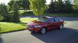Ford - Fusion Titanium Energi Car