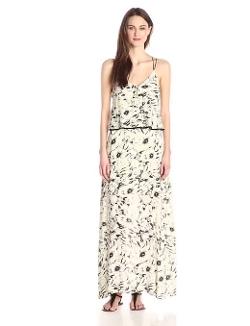 LAmade - Vintage Floral-Print Brisa Maxi Dress