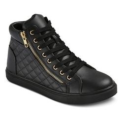 Xhilaration - Hazel Quilted Hi-Top Sneakers