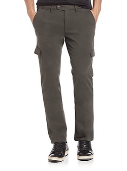 Saks Fifth Avenue Collection  - Marco Cargo Pants