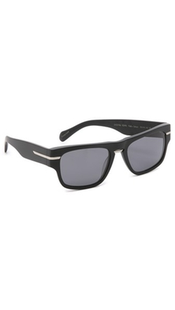 Oliver Peoples Eyewear  - Polarized Square Sunglasses