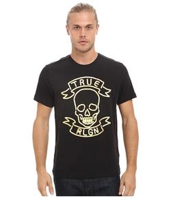 True Religion  - Neon Skull Tee
