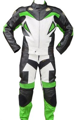 Perrini - Motorcycle Racing Riding Leather Track Suit
