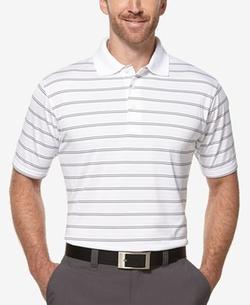 PGA Tour - Striped Performance Polo Shirt