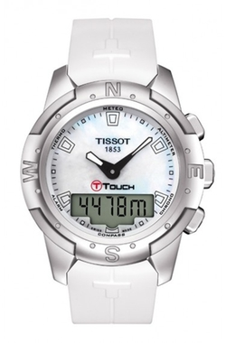 Tissot - T-Touch II Lady Quartz Chronograph Watch