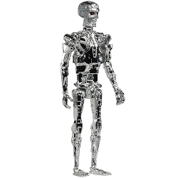 FunKo - Universal Collectible T800 Terminator Endoskeleton Action Figure