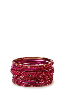 Forever 21 - Treasured Beaded Bangle