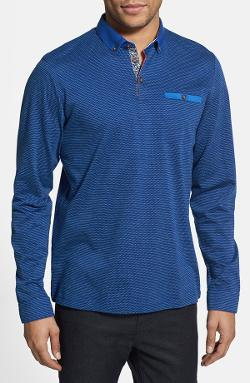 Ted Baker London  - Maywood Long Sleeve Polo