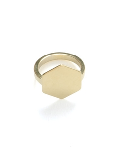 The Boyscouts - Gold Memento Ring
