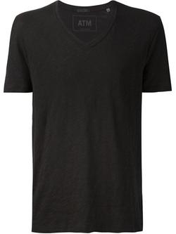 ATM - V-Neck T-Shirt