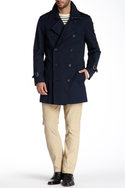 Hart Schaffner Marx - Hill Trench Coat
