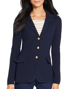 Lauren Ralph Lauren - Knitted Blazer