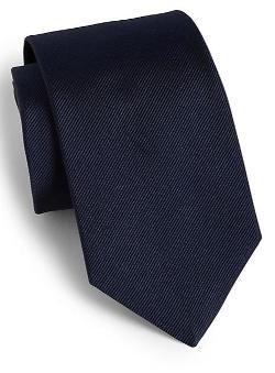 Hugo Boss - Solid Silk Tie