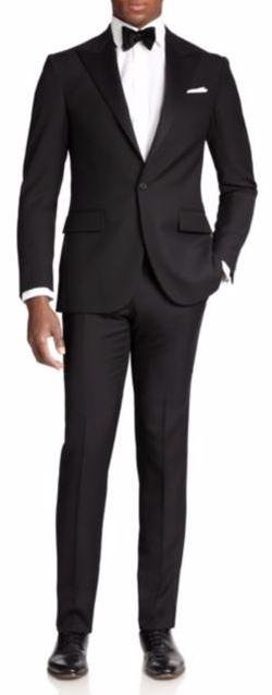 Polo Ralph Lauren  - Polo Peaked-Lapel Tuxedo Suit