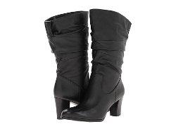 Naturalizer  - Lamont Wide Shaft Boots