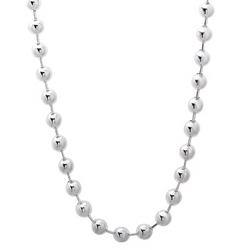 Thug Fashion - Military Ball Chain Necklace