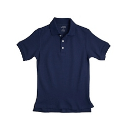 French Toast - Boys Short Sleeve Pique Polo