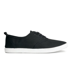 H & M - Canvas Sneakers
