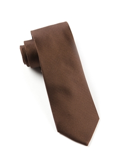 The Tie Bar - Solid Textured Tie