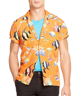 Polo Ralph Lauren  - Tropical Camp Shirt