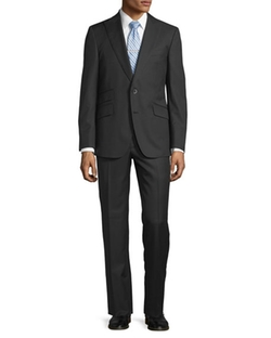 Robert Graham - Henry Tonal-Check Two-Piece Suit