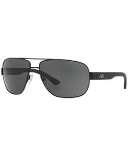 Armani Exchange  - Aviator Sunglasses