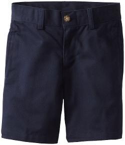 Nautica  - Boys 2-7 Flat-Front Twill Short