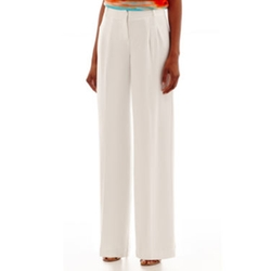 Worthington - Wide-Leg Pants