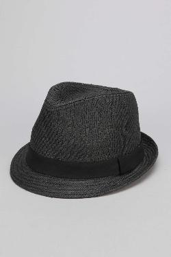 Urban Outfitters - Natural Straw Fedora