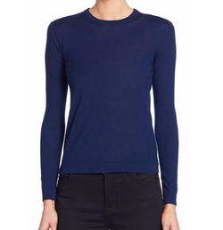 Ralph Lauren Collection  - Cashmere Crewneck Sweater