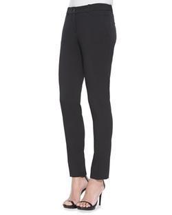 Michael Kors Collection   - Skinny Stretch-Wool Dress Pants