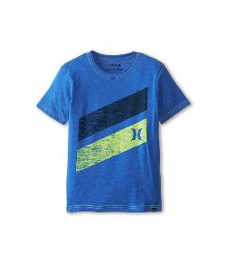 Hurley Kids  - Icon Slash S/S Tee